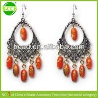 Jewelry wholesale china-- vintage earring jewelry making supplies