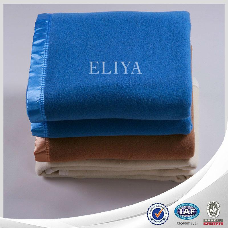Eliya 2016 New Design Promotional Blankets Wholesale Wool