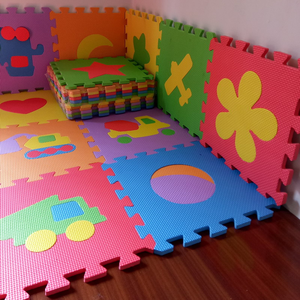 Damping and moisture proof closed cell cross linked polyethylene xpe foam for baby paly mat