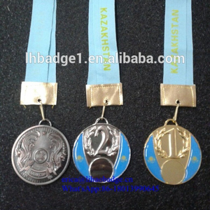 zinc alloy sport medal hanger,sports gold metal medal,2017 China manufacturers high quality sports medal