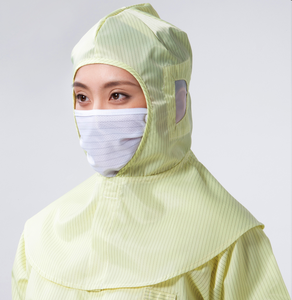 ESD antistatic disposable coverall non woven coverall surgical coverall