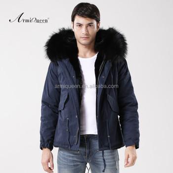 af95a7a75 2015 navy mens winter black fur collar coat,navy fashion down coat for mens  business faux fur coat for mens, View navy mens winter black fur collar ...