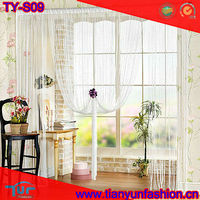 white curtain string for decoration