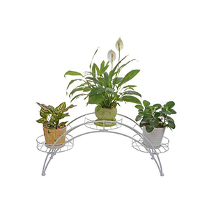 Hot Sales High Quality Casting 3 Tier Flower Pot Stand