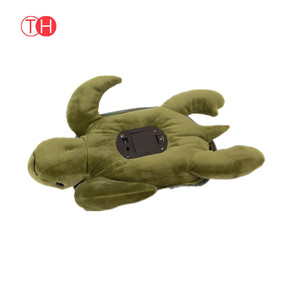 ICTI BSCI Factory Customize Electric Plush Turtle Early Teaching Products 5 Asst Plush Toy