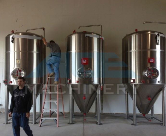 ACE Refrigerated Fermentation Vat 300l Conical Fermenter For Craft Beer