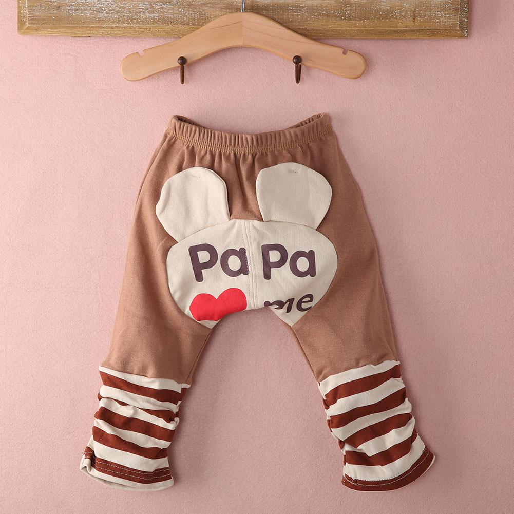 2016 New Cute Baby Trousers Toddler Boy Girls Cotton Leggings Leg Warmers Socks PP Pants free