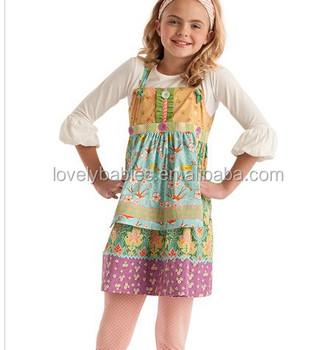 Neuen Stil Kinder Partykleid Mädchen Häkeln Gewebt Schnittmuster