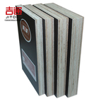 Black Film Faced Hardwood Plywood Best Price 14mm Shuttering Plywood Sanding Surface