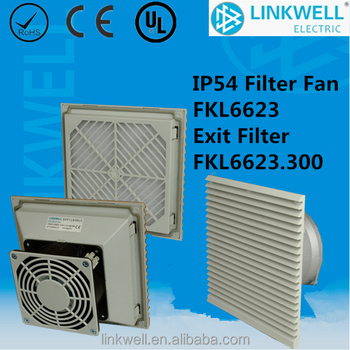 China Suppliers Made Control Panel Exhaust Fan With Filter,Air ...