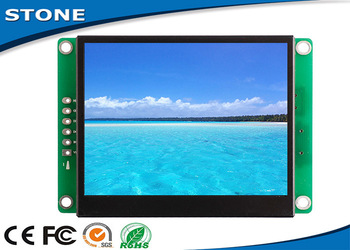5 inch capacitive touch screen monitor charge controller tablet lcd