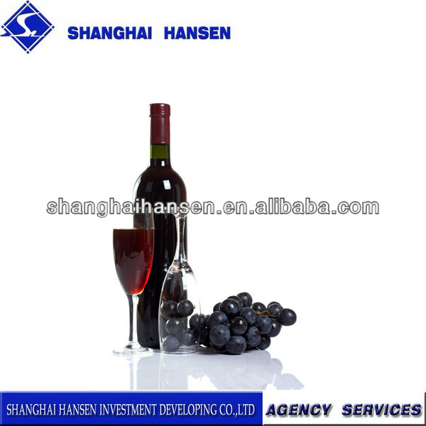 wine import custom clearance & transport