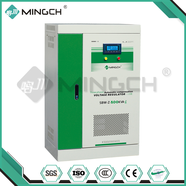 MINGCH SBW-Z-100KVA 3 Phase Automatic Air Conditioner Voltage Regulator
