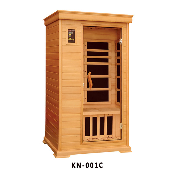 360 omnibearing infra-wave healthy heating system sauna room