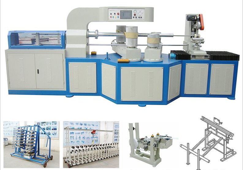 2019 hot selling spiral paper core making machine with good quality