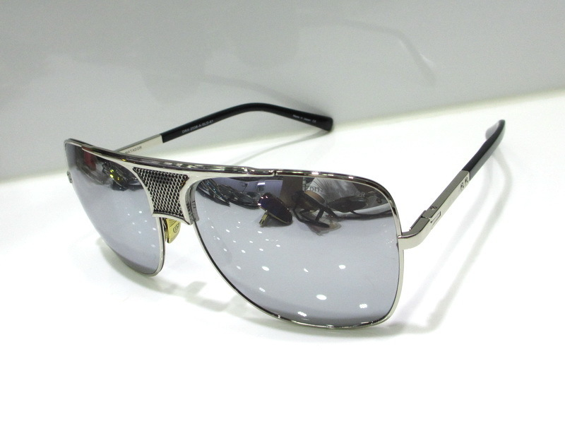 9c7eaf4fca3 DITA MATADOR RIMMED EYEGLASSES GLASSES SUNGLASSES SILVER LENSES Eyewear  With original Case