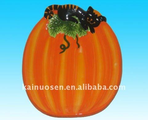 large ceramic pumpkin large ceramic pumpkin suppliers and manufacturers at alibabacom - Large Plastic Pumpkins