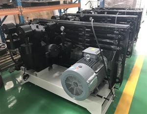 Customized pet compressor machine with manufacturer price