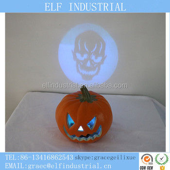 alibaba china french most popular items halloween kids party gift led flashing plastic pumking with old