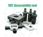 Lift measurement tool common rail injector multifunction test kit