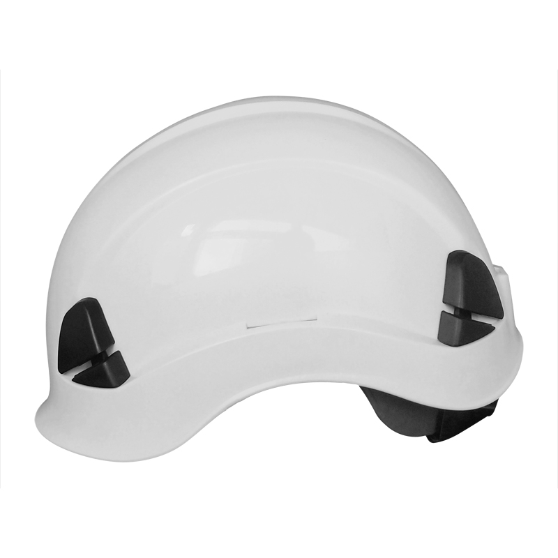 Aurora High Quality Plastic Industrial Safety Helmet With Chin Strap 5