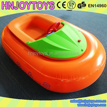 Water parks inflatable jet ski pool toy