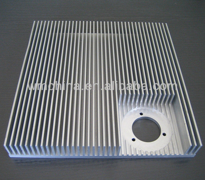 industrial t8 aluminum heat sink