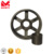 Cast Iron Band Saw Pulley for Bearings