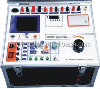 Gdjbiii Protection Relay TestingTester For Electrical Protection