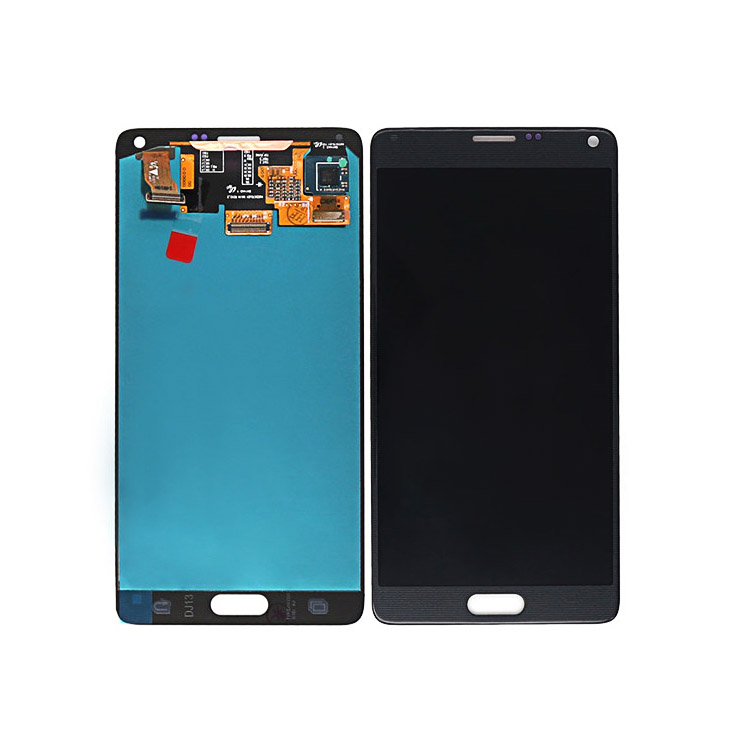China OLED for samsung galaxy note 4,wholesales lcd display assembly for galaxy note 4