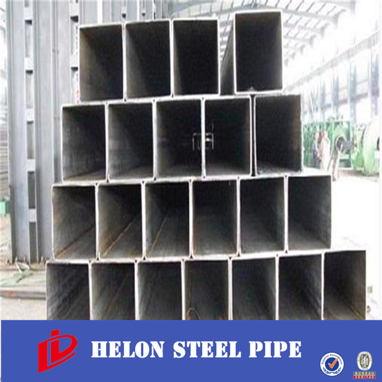 China factory sell ERW/LSAW welded steel tube square