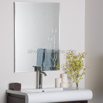 Modern Frameless Luxury Decorative Wall Mirrors Wholesale Led Smart ...