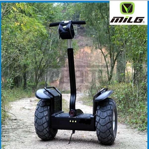 Shenzhen Manufacturer Oem 2 Big Wheels Electric Scooter 120kg Load OffRoad Use