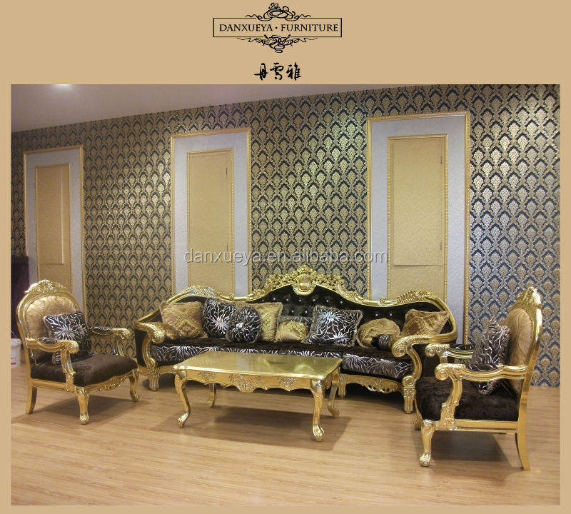 Big Size U Shape Fabric Sofa Set Design For Living Room