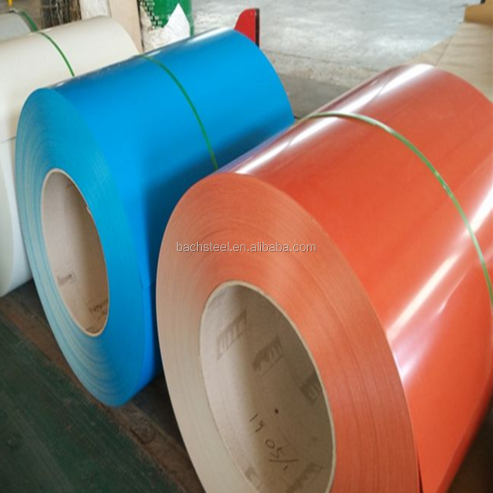 PPGI iron coil /prepainted corrugated sheets /roofing building material