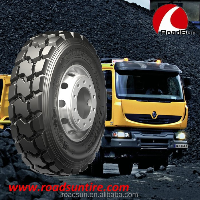 Super quality heavy duty truck on/off road pattern tyre 9.00R20,10.00R20,11.00R20,12.00R20
