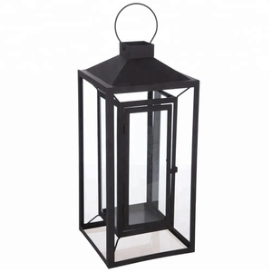 Evermore Cheap Decorative Candle Holder Led Metal Lantern