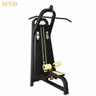MND Body Building Machine Lat Pull Down Commercial Gym Fitness Equipment for Sale