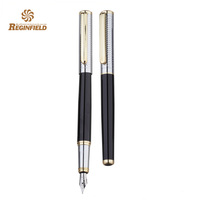 Wholesale Price and Black Barrel Fountain pen with Nice quality