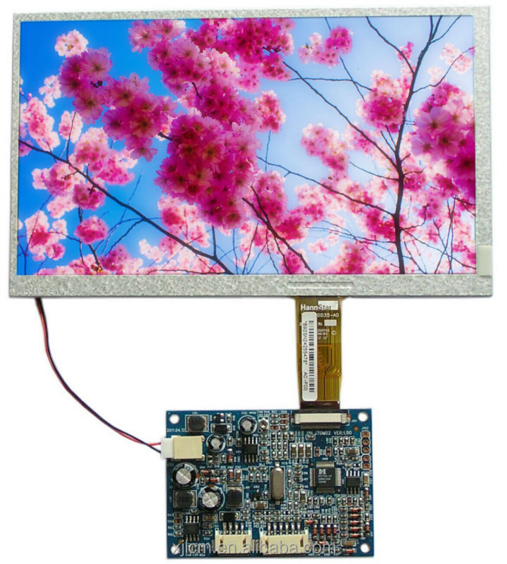 7 inch LCD panel with mipi dsi interface lcd display