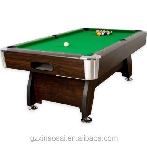 Wholesale cheap small 7ft mdf billiard pool table buy - Small pool table ...