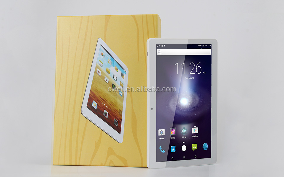 10.1 Inch Slim Metal Cover 2GB RAM 32GB ROM  3G WCDMA 4G Lte Tablet PC Tablette Android