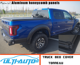 Aluminum honeycomb panels Flex Hard Folding Truck Bed Cover for Ford F-150
