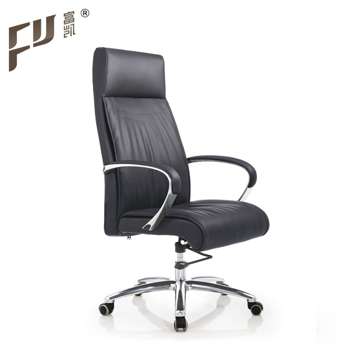 Modern Design Comfort High Back Genuine Leather Director Office Chair