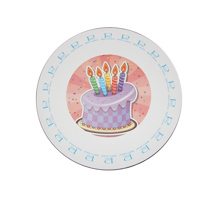 China Manufacturer High End vanity fair paper plates