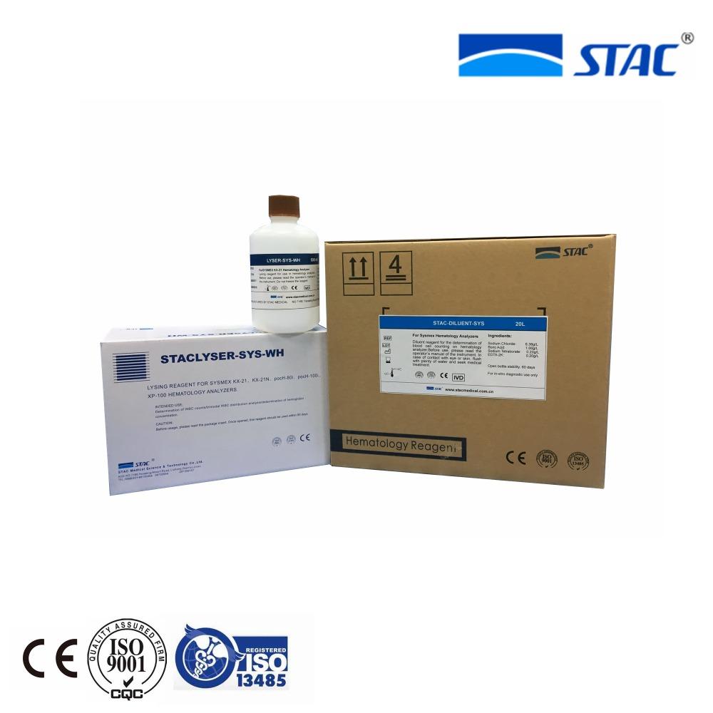 Reagent For Sysmex Kx-21n Hematology Analyzer - Buy Hematology  Reagents,Kx-21,Sysmex Series Product on Alibaba com
