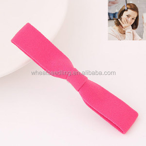 alibaba Yiwu cheap clip in hair extension hair clip flat head pin standard products