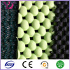 pvc coated Stone wash nylon fabric for bag