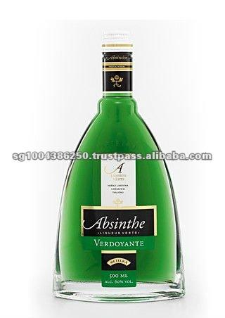 Czech Republic 60 Green Absinthe Branded Liquor Buy Branded Liquor Product On Alibaba Com