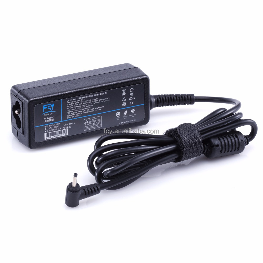 Ic Charger Laptop 19v 2.1a For Asus Adapter 2.5*0.7 mm